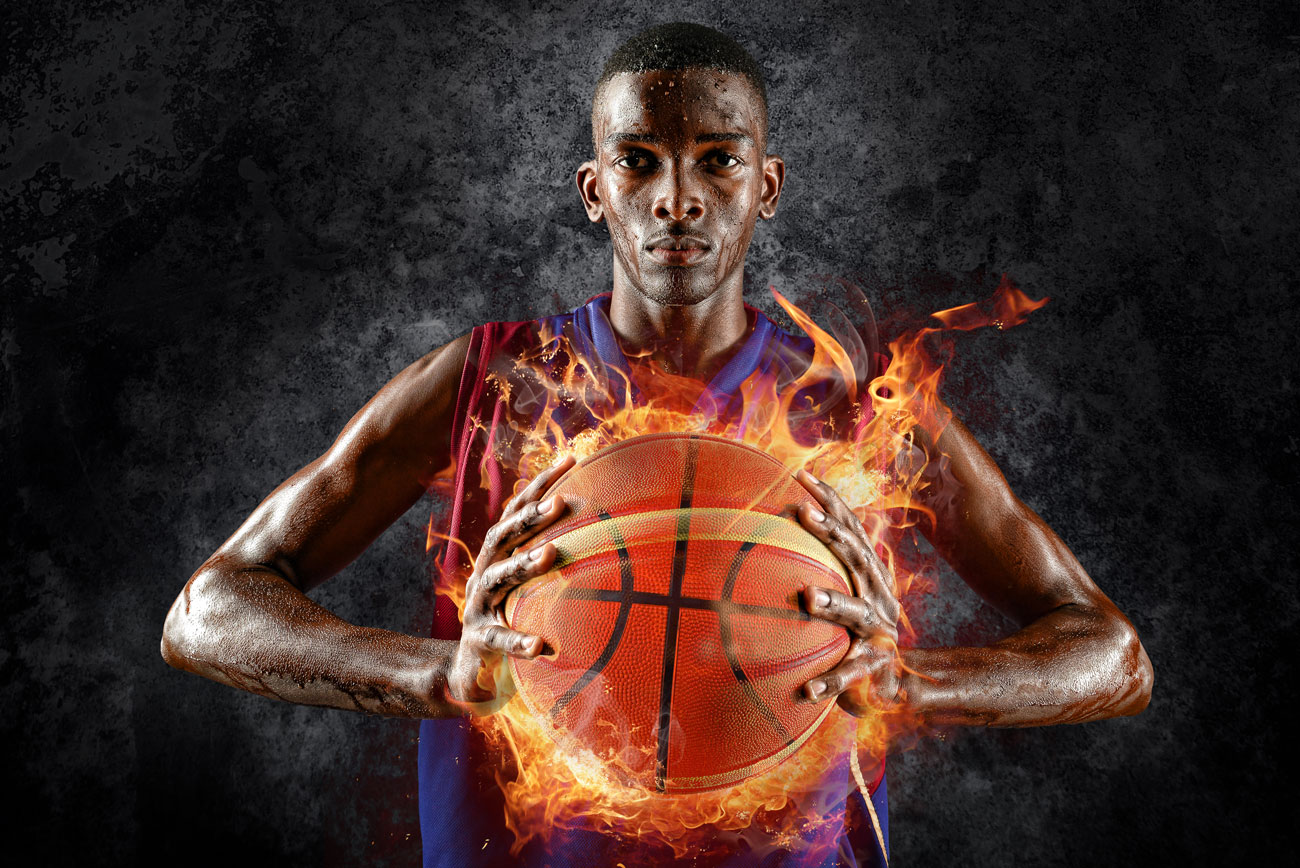 st-johns-basketball-fired-up-campaign-agent-orange-design-case-study-digital-content-gallery-portrait-action-sports-photography-fire-ball.jpg