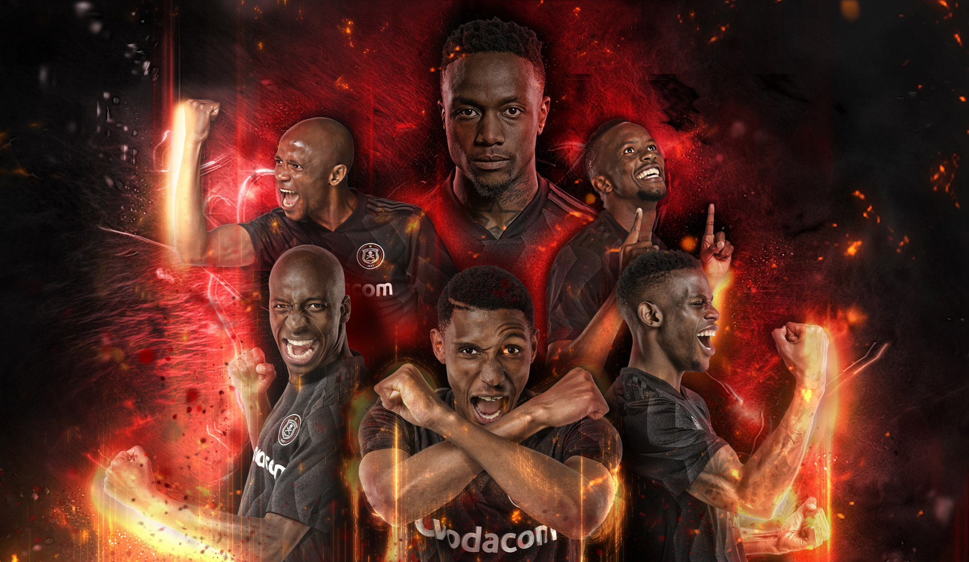 orlando pirates fc soccer composition brandon barnard photography